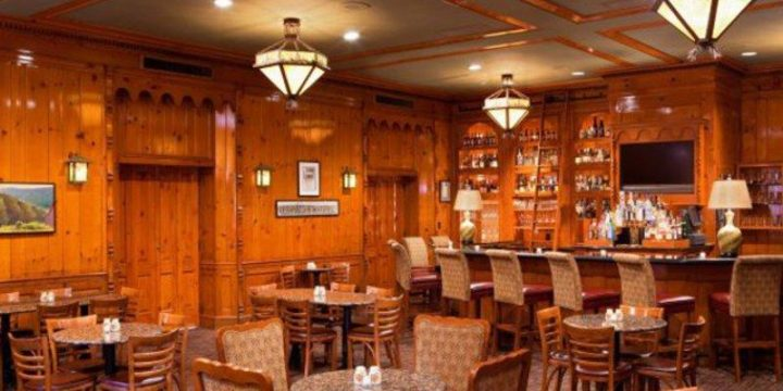 The Pine Room Pub at The Hotel Roanoke & Conference Center