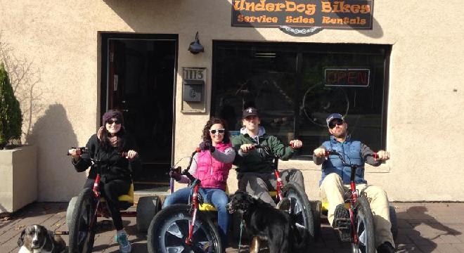 UnderDog Bikes