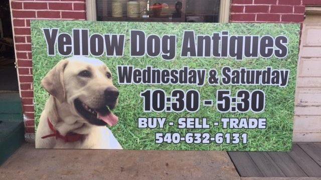 Yellow Dog Antiques